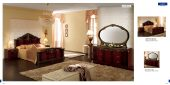 Bedroom  Furniture Classic Bedrooms Luxor Night Mahogany