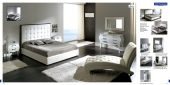 Bedroom  Furniture Modern  Bedrooms Penelope 622 White, M95, C95, E95, B5