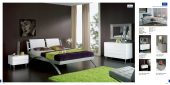 Bedroom  Furniture Modern  Bedrooms Nina 390, M72, C72