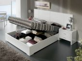 Collections Dupen Modern Beds, Spain Cadiz 533 w/Storage, M77, S77