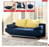 Living Room Furniture Sofa Beds Croma Blue