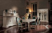 Collections Bakokko Sanrmarco Collection Bakokko Sanmarco Ivory Dining Set