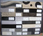 Collections Modern Sofa Collection, Italy Fabric Swatches
