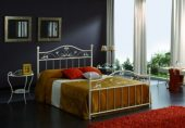 Collections Dupen Iron Beds, Spain Angela 246, M76, B1