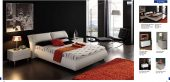 Collections Dupen Modern Beds, Spain Meg 615, M72, C72
