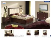 Bedroom  Furniture Beds with Storage Alicante 515 Wenge, M77, C77, E96
