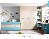 Collections Mundo Joven Kids Bedrooms, Spain Baja 116