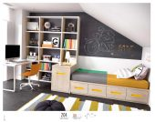 Collections Mundo Joven Kids Bedrooms, Spain Baja 204