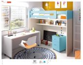 Collections Mundo Joven Kids Bedrooms, Spain Baja 302