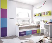 Collections Mundo Joven Kids Bedrooms, Spain Baja 251