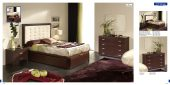 Collections Dupen Modern Beds, Spain Alicante 515 Wenge, M77, C77