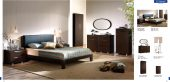 Bedroom  Furniture Modern  Bedrooms Madrid 611, M75, C75