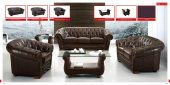 Living Room Furniture Classic Living Sets 262