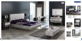 Bedroom  Furniture Modern  Bedrooms Lorena 623, M95, C95. B5, E95, B7