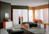 Collections MCS Modern Bedrooms, Italy ECOzerosette Camere